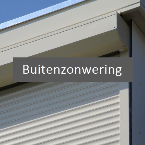 Buitenzonwering Vlaanderen Zonweringen Tiel Rolluiken Screens Zonneschermen