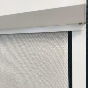 Afbeelding: Standaard screen handbediening
